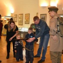 Музейная программа «Воин на все времена» 2019