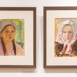 Выставка «Вера Вильковиская (1890–1944). Живопись. Графика. Проект «Московские казанцы»