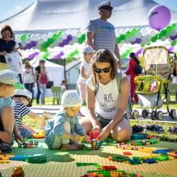 Семейный фестиваль «МамаПати» 2019