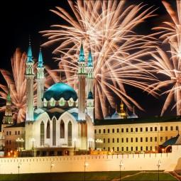День города Казани 2021