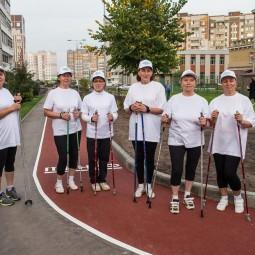 Бесплатные тренировки по скандинавской ходьбе 2019