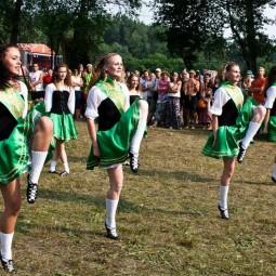 Мастер-класс по ирландским танцам 2019