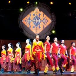 Шоу «Огни Анатолии» 2020