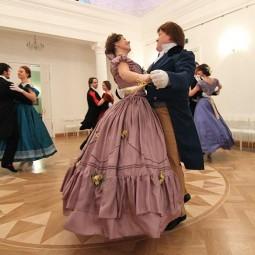 Пушкинский бал в Музее Е.А. Боратынского 2018