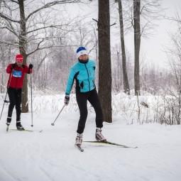Открытая тренировка по лыжам 2018