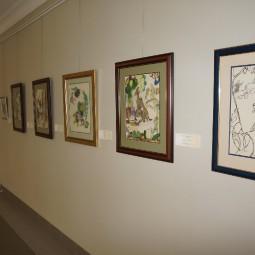 Выставка «Баки Урманче «Я наслаждаюсь только самой работой…»