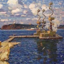 Выставка «Александр Родионов. Махмуд Усманов. Жизнь побеждает»