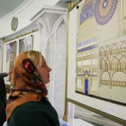 Выставка «Мечети архитектора Айвара Саттарова»