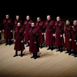 Концерт ансамбля «Басиани» 2018
