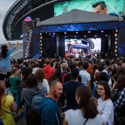 Фестиваль «ARENALAND» 2021