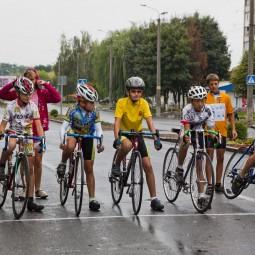 Чемпионат города по велоспорту «Критериум» 2017