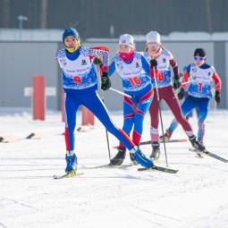 Всероссийская массовая гонка «Лыжня России» 2021