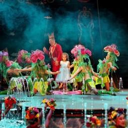 Шоу «Цирк на воде «Остров сокровищ» 2018
