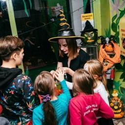 Хеллоуин в Казанском зооботсаду 2018