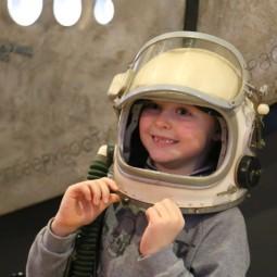 День космонавтики в Музее естественной истории Татарстана 2021