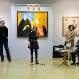 Выставка Рустема Кильдибекова «Нити жизни»