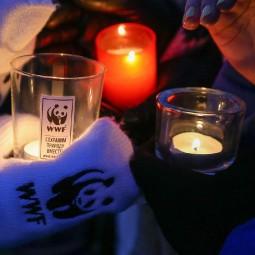 Акция «Час Земли» в Казани 2020