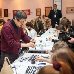 Фестиваль искусства рисования 2017