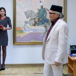Выставка Рифката Вахитова «История и личность»