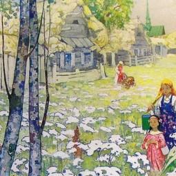 Выставка «Сказочные самоцветы Ф. Аминова»
