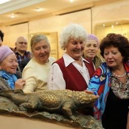 Декада пожилого человека в Музее истории Благовещенского собора 2018