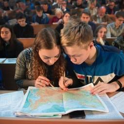 Географический диктант в Национальный музей РТ 2019