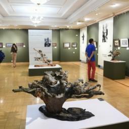 Выставка «Творчество ради жизни»