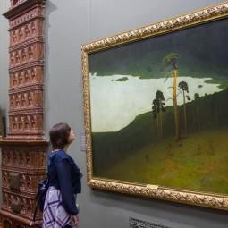Выставка «Русское искусство XVI-начала XX вв»
