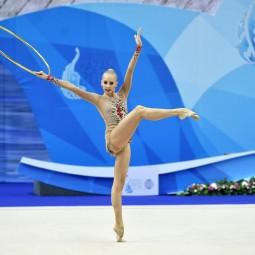 Турнир по художественной гимнастике «На вершине успеха» 2017