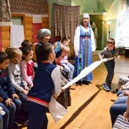 День защиты детей в Национальном музее РТ 2018