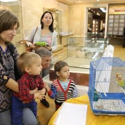 Всемирный День Земли в Музее естественной истории Татарстана 2018
