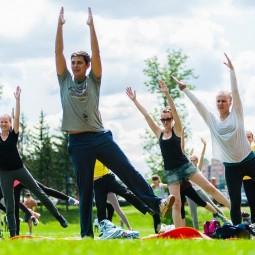 Фестиваль «Зеленый фитнес» 2018
