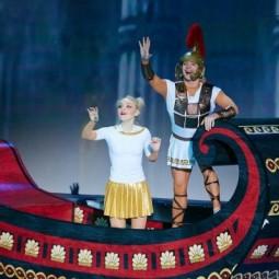 Шоу на воде «Миссия «Одиссей» 2018/19