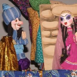 Кукольный спектакль «Али-баба и сорок разбойников»