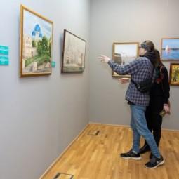 Выставка «Зеркало жизни»