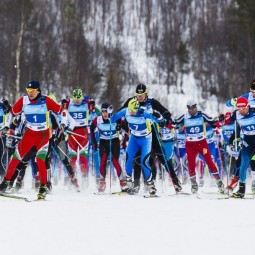 Лыжный марафон «Гонка в юбках» 2020