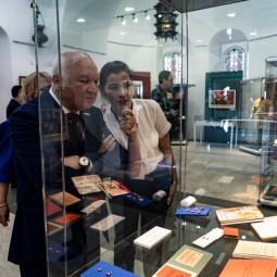 Выставка «Про комсомол — 100 лет. Время, события, люди»