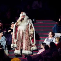 Цирковое шоу «Звери, цирк и Дед Мороз» 2020/21