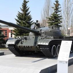 День защитника Отечества в парке Победы 2020