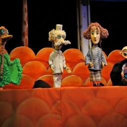 Кукольный спектакль «Айболит»