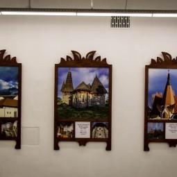 Выставка «Соединяя небо и землю…»