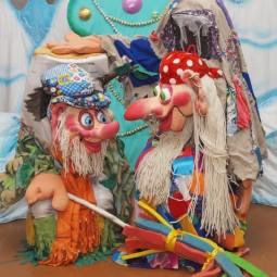 Кукольный спектакль «Подарки Деда Мороза»