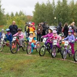 Детская велосипедная гонка «Обгоняй-ка!» 2019