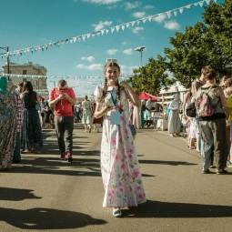 Фестиваль современной татарской культуры «Сенной базар» 2018