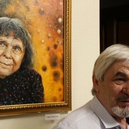 Выставка художника Камиля Ибрагимова