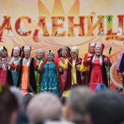 Масленичная неделя в Казани 2019