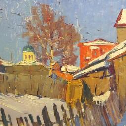 Выставка Анатолия Сысоева «О себе...»