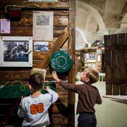 Выставка «Страна Гайдарика»