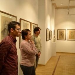 Выставка «Дмитрий Жилов (1891–1959). Живопись, скульптура, графика»