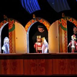 Кукольный спектакль «Сказка о царе Салтане»